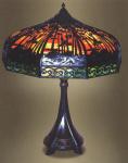 Handel Teroca Lamp Number 5066
