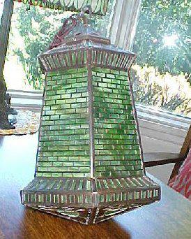 Handel Teroca Lamp Number 5121