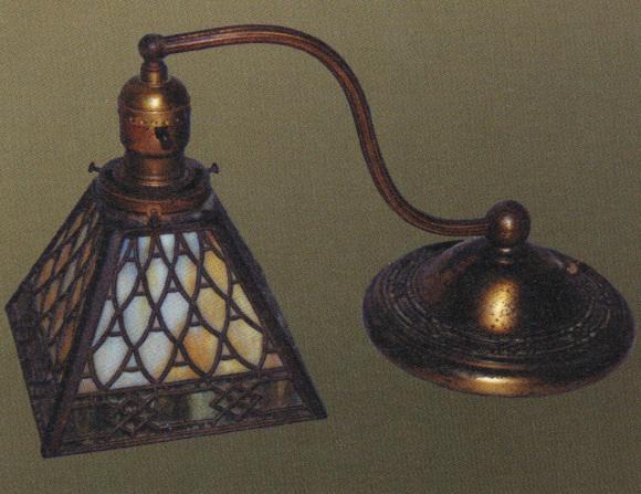 Handel Teroca Lamp Number 5378