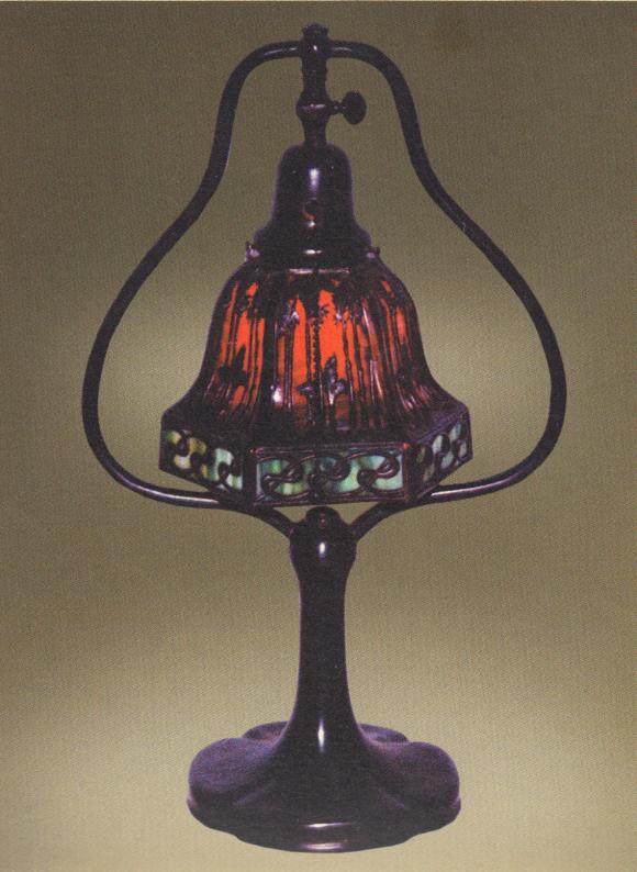 Handel Teroca Lamp Number 5380