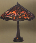 Handel Teroca Lamp Number 5409