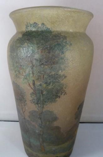 4207 – Handel Vase with Trees