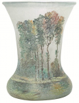 4211 - Handel Vase with Autumn Trees