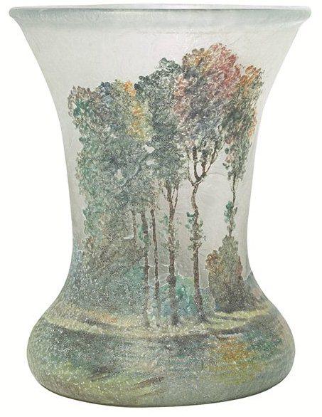 4211 – Handel Vase with Autumn Trees